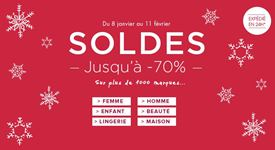 Soldes hiver 2014 brandalley - Une