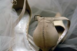 Chaussures mariage - Une