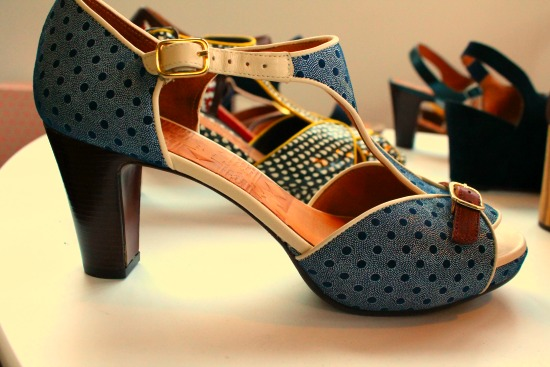 Chaussures grandes tailles - Les belles pointures - Chie Mihara