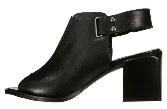 Topshop Zalando - Chaussures bouts ouverts - 80.00