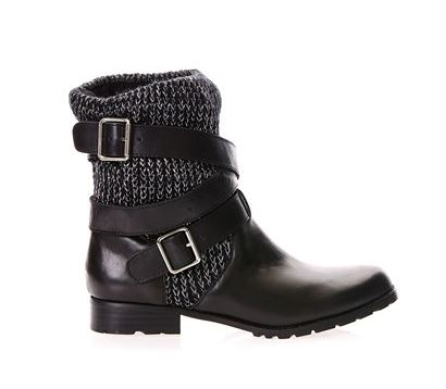 Soldes hiver Brandalley 2016 - Bottes Yellow Mellow